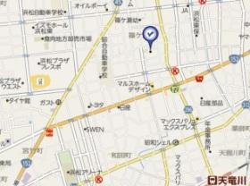 Sカレラ 地図