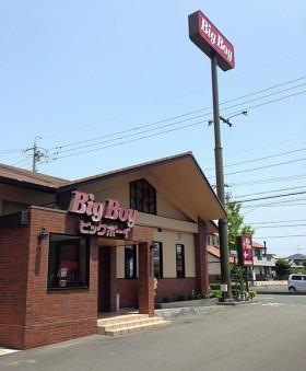 Big Boy浜松有玉店