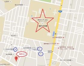ウィロー地図