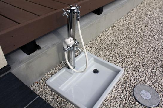サンク散水栓