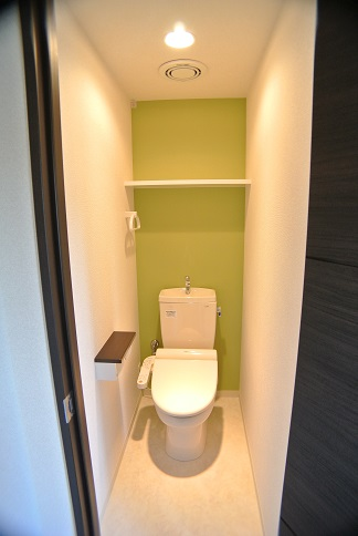 トイレ 温水洗浄便座