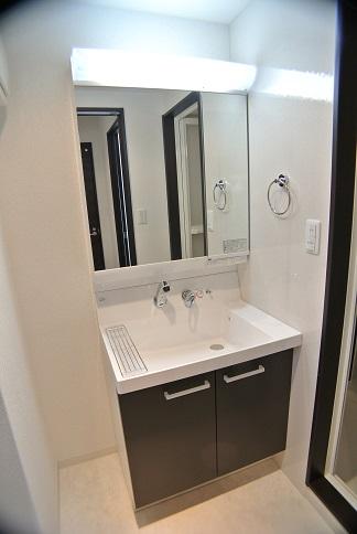 洗面 2面鏡シャンプードレッサー