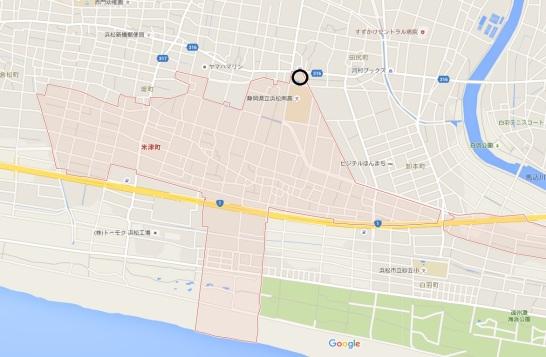 NOBLE 地図